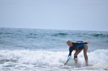 Surfles in Montañita